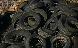 Pile of Tires | Defective Products